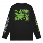 BMTH – It Might Sting A Bit Black Long Sleeve Tee