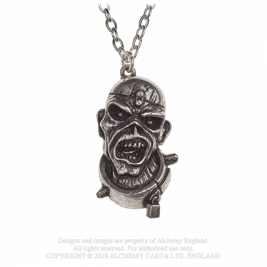 Iron Maiden // Peace Of Mind Pendant