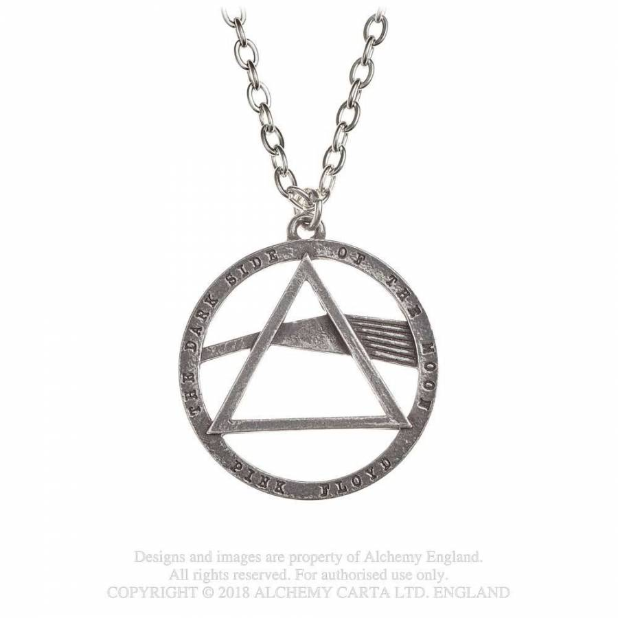 Pink Floyd // Dark Side Pendant