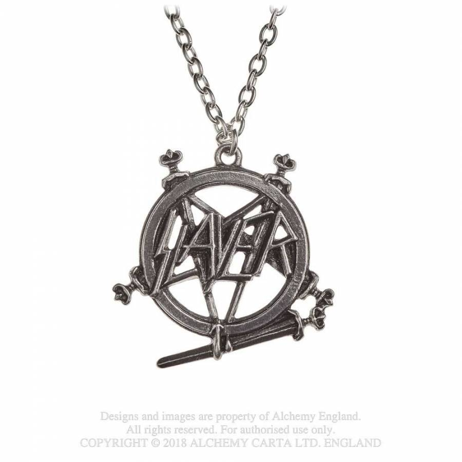 Slayer // Pentagram Pendant