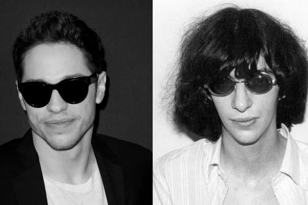 Pete Davidson to play Joey Ramone