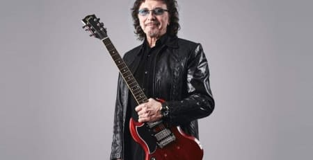 Tony Iommi. Rock will never die! Rock is forever. good music is not going to go. There's always going to be a market for it
