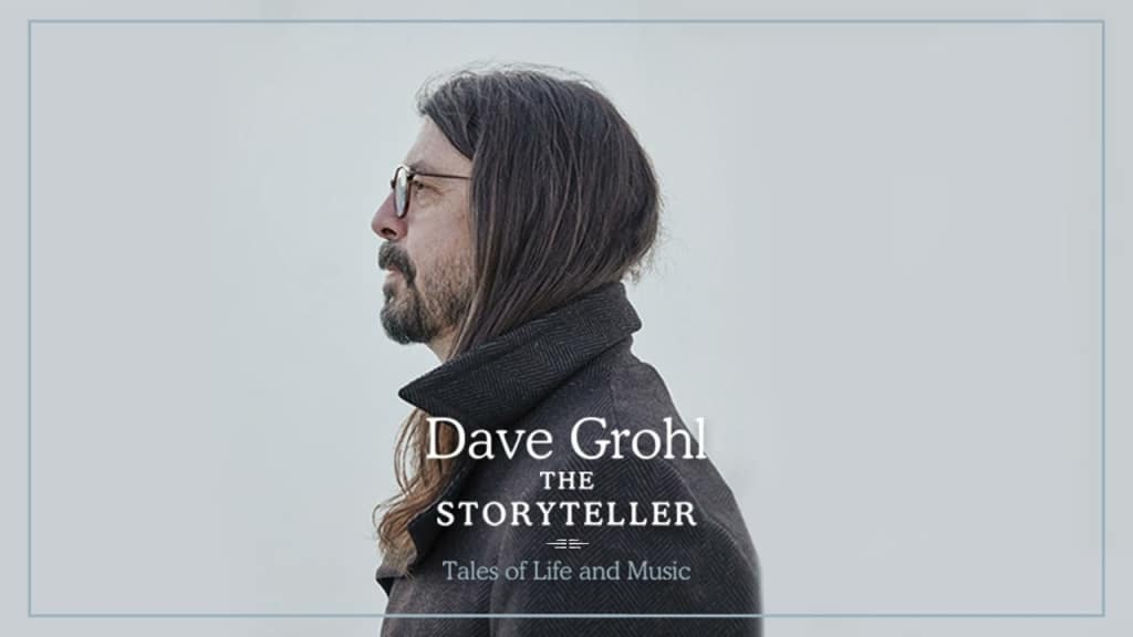 Dave Grohl The Story Teller
