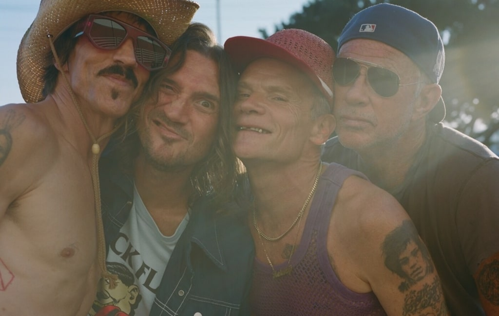 Red Hot Chilli Peppers New Album